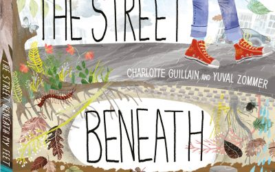 The Street Beneath My Feet is on the UKLA shortlist!