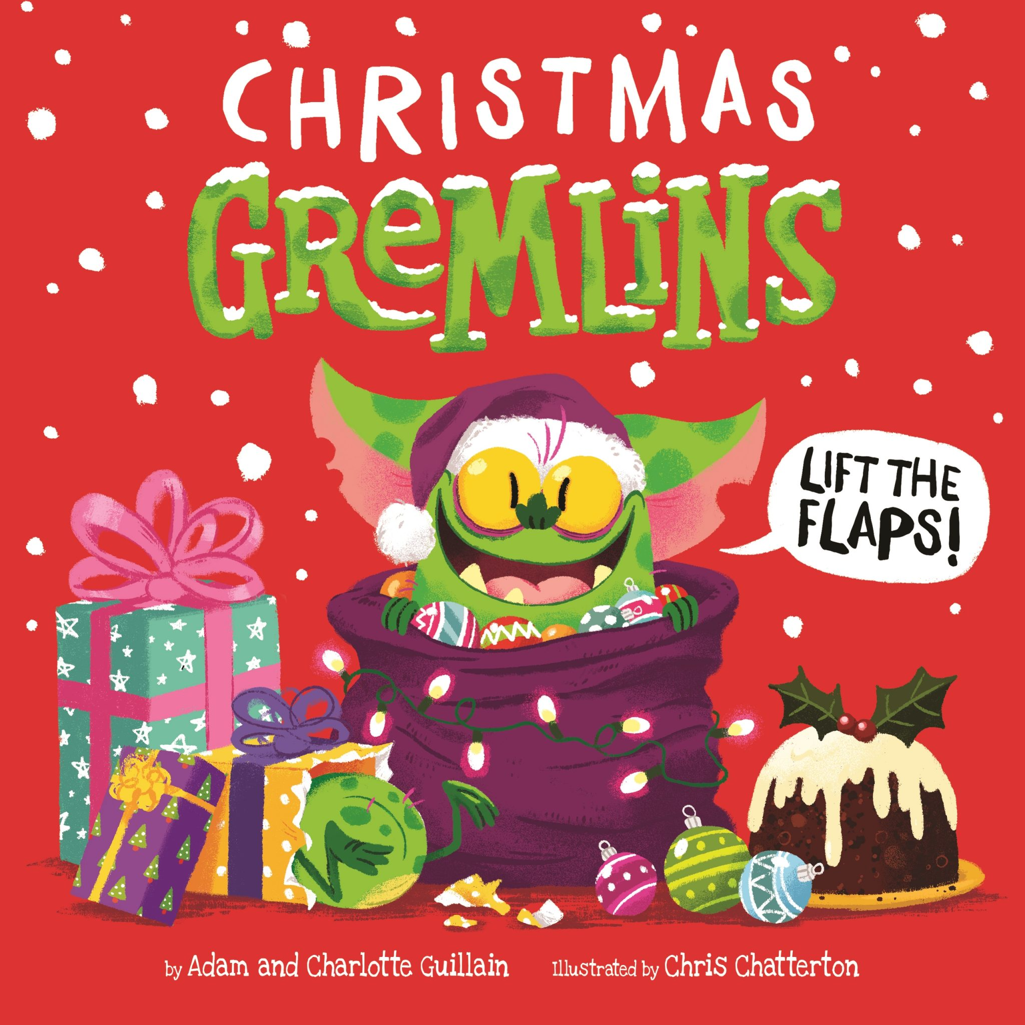Gremlins Christmas.Christmas Gremlins Adam And Charlotte Guillain